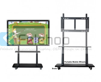 75inch 3g/4g Digital Signage digital advertisement player for hotel