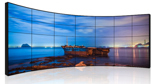 3.5mm Zero Bezel Video Wall