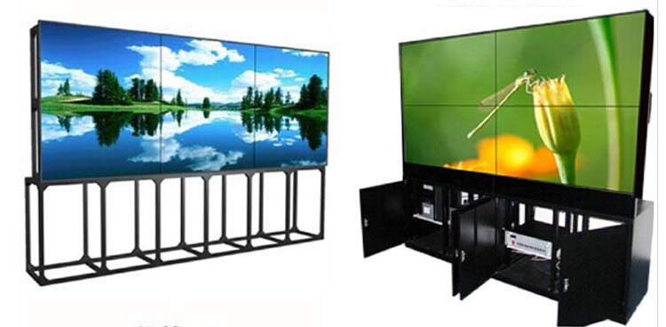 lcd video wall system installation bracket with cheap price