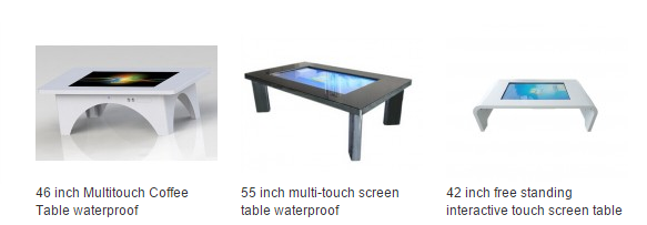 3 special touch screen kiosk