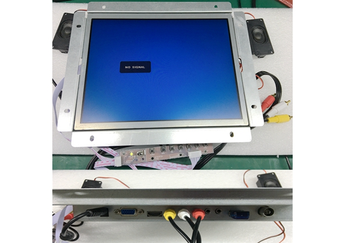 open frame design for lcd tv display,advertising screen,custom design interface