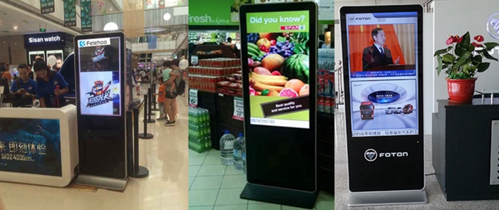 retail digital signage suppliers,shopping mall commerical displays price