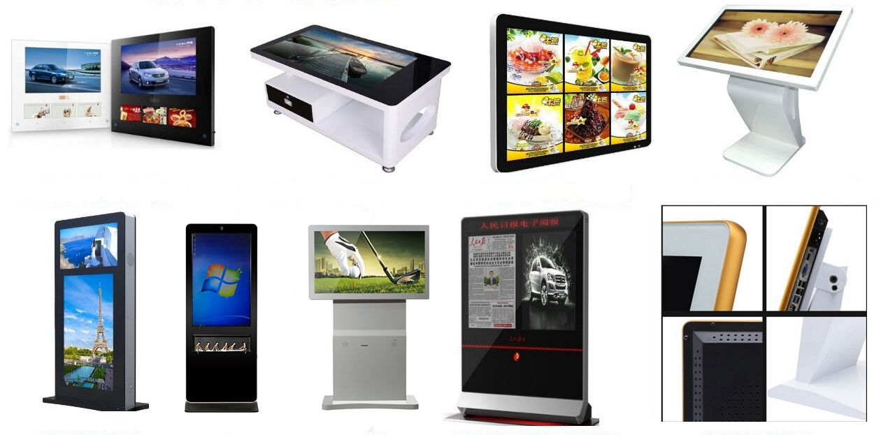 Smart Display touchscreen kiosk solution-custom designed service-Felehoo.com
