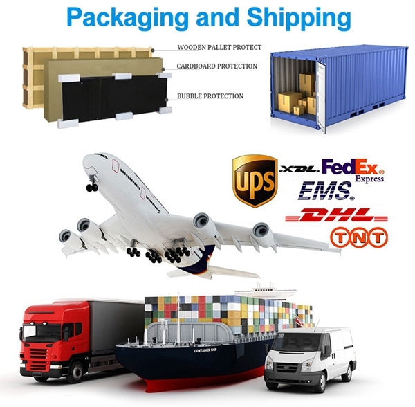 Felehoo products package and shipment